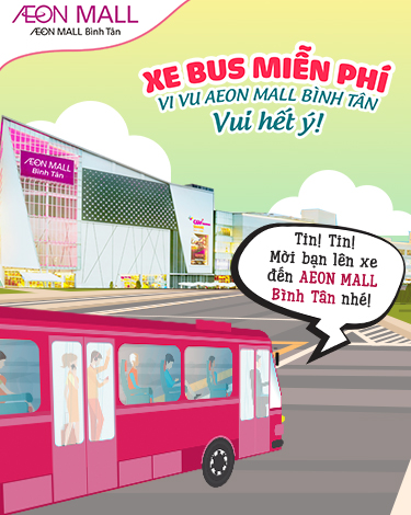 Xe bus miễn phí