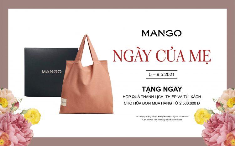 MANGO – TRI ÂN NGÀY CỦA MẸ